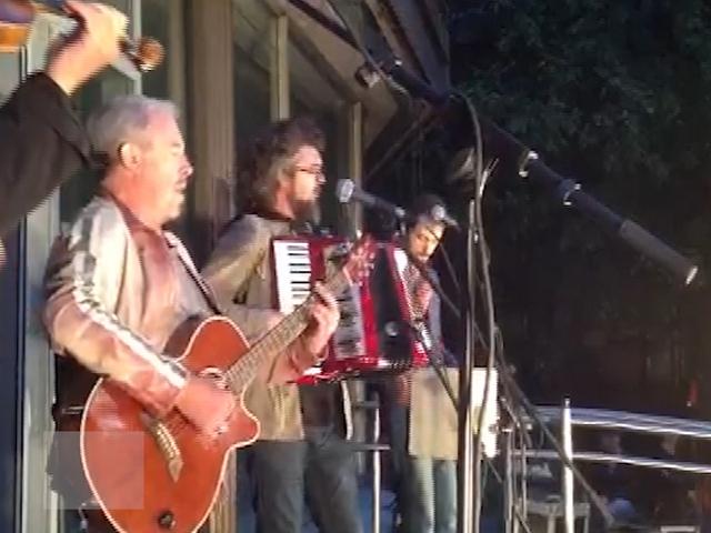 Андрей Макаревич организовал в Москве благотворительный концерт