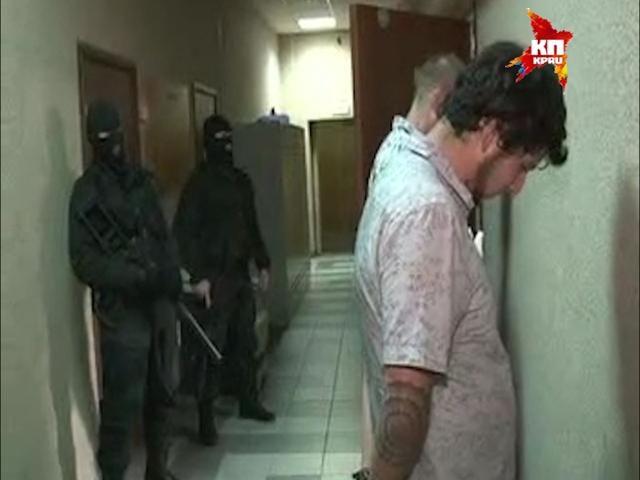 Подмосковные полицейские поймали банду грузорасхитителей
