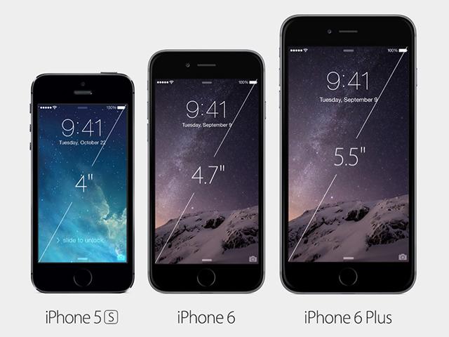 Чем отличается новый iPhone 6 от предыдущей модели