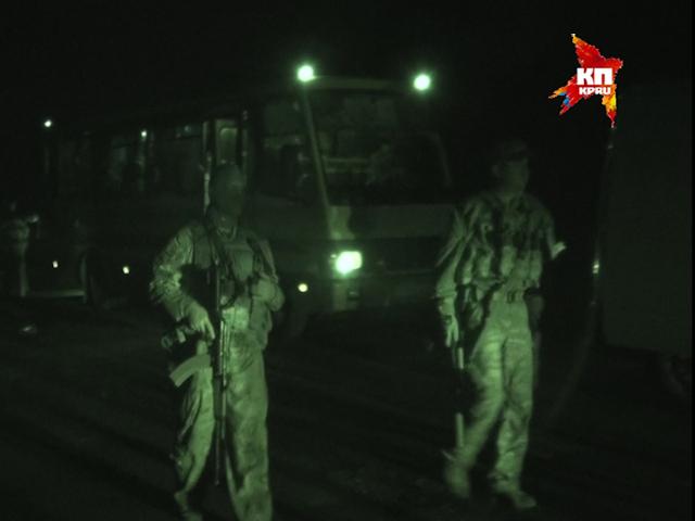 37 пленных украинских силовиков  обменяли на 37 ополченцев