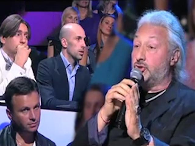 Стас Намин со скандалом покинул музыкальное шоу «Наш выход» на канале «Россия»