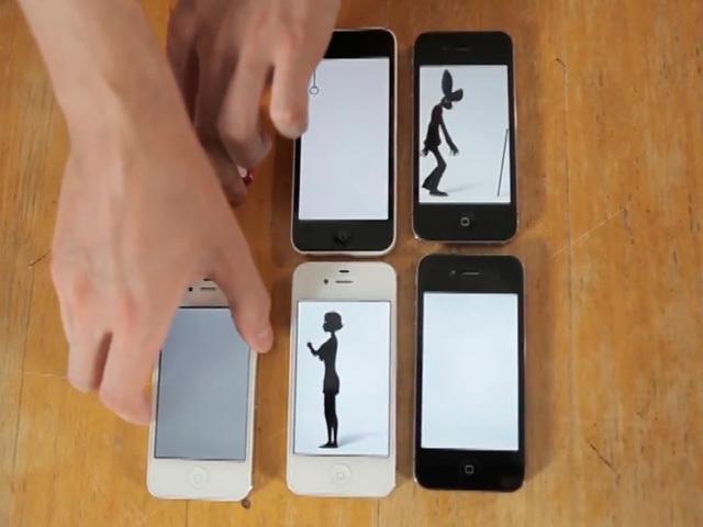 Клип, нарисованный на айфонах, взорвал интернет!