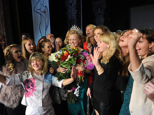 В Москве выбрали «Мисс МЧС России 2014»