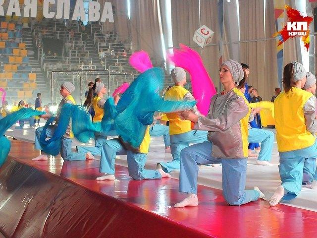 Международный турнир по вольной борьбе стартовал в Кемерове