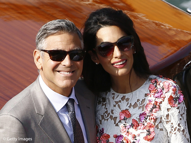 Джордж Клуни женился на адвокате Юлии Тимошенко