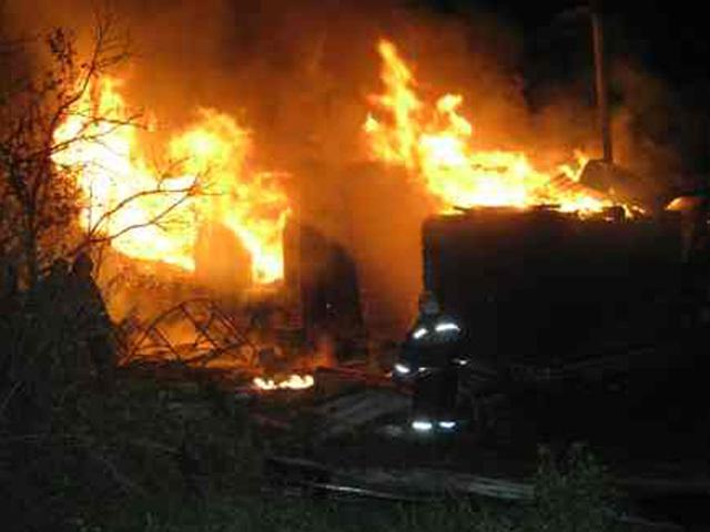 """В Кулебакском районе мужчине голос сверху """"приказал"""" устроить пожар"""