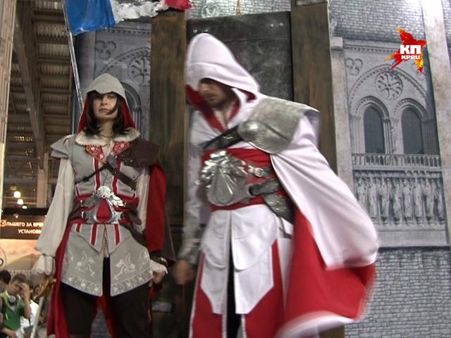 """Первый в истории фестиваль """"Comic Con Russia"""" и очередной """"Игромир-2014"""""""