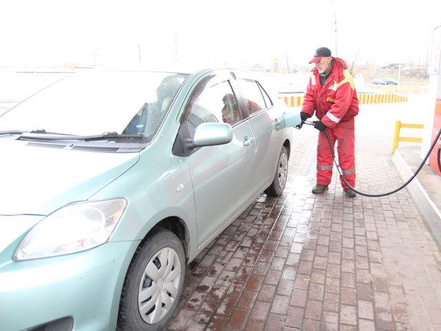Бензиновый ажиотаж в Иркутске: виноваты слухи