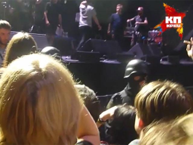 Срыв концерта Cannibal Corpse в Нижнем Новгороде