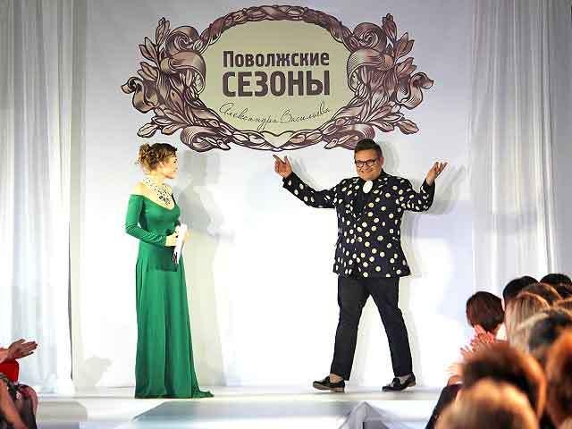Историк моды Александр Васильев назвал тему будущих Поволжских сезонов моды в Самаре