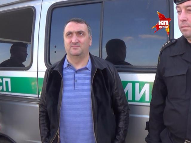Грузинский криминальный авторитет Гоги Питерский выдворен из России
