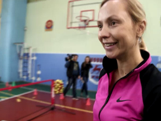 Большой теннис ввели в учебную програму нижегородских школ