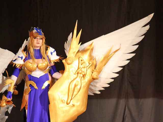 В Самаре прошел косплей-фестиваль Dragonfest