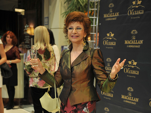 Роксана Бабаян отметила юбилей  - 40 лет на сцене