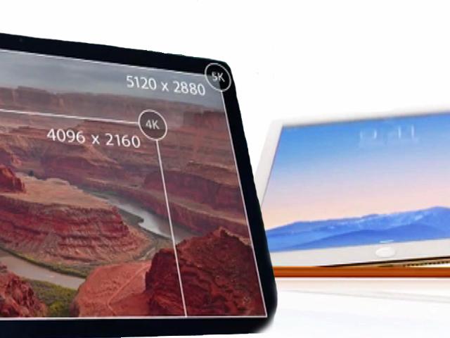 Новые планшеты от Apple: снова самые тонкие в мире