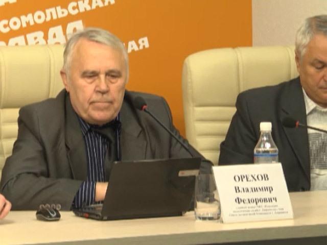 Пресс-конференция об экологической угрозе в районе реки Вьюница