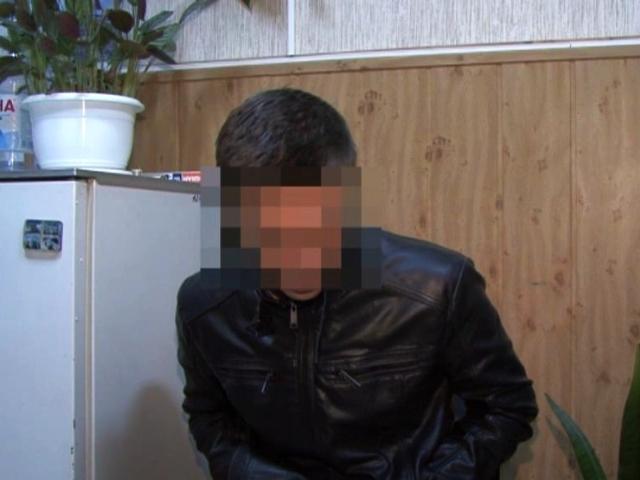 Волгоградец организовал свое похищение