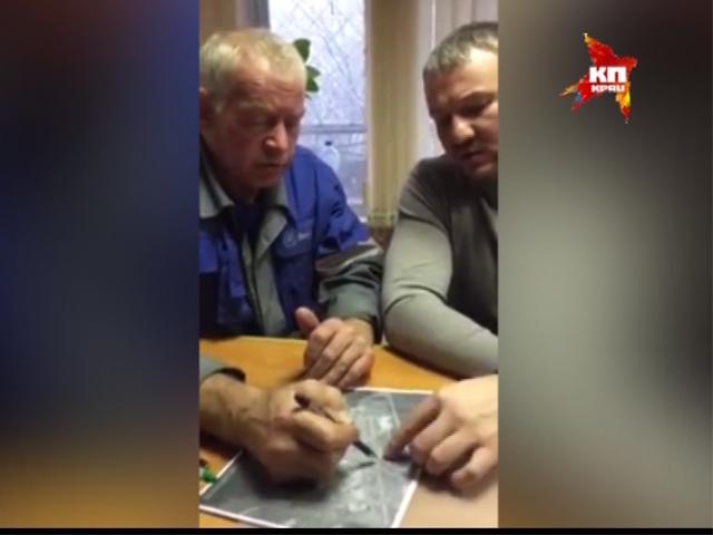 Водитель снегоуборщика из Внуково Владимир Мартыненко: Я сбился с маршрута когда закончил свою основную работу