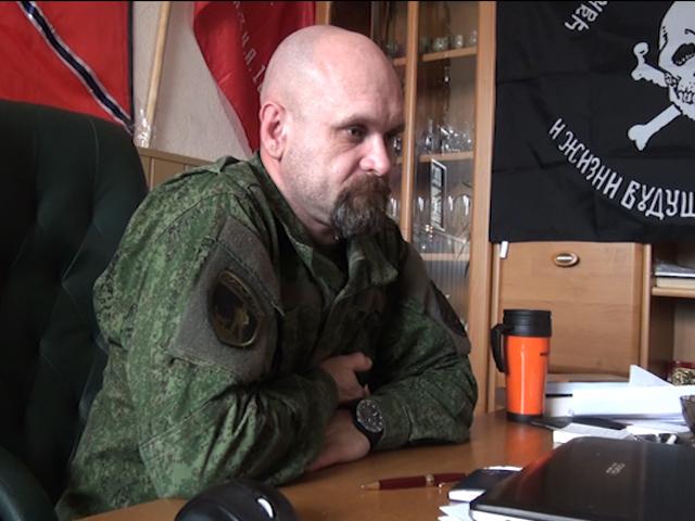 Алексей Мозговой, командир бригады «Призрак» : Ополчению необходимо дойти до границ областей