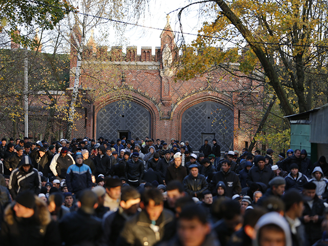 В Калининграде кавказцы объявили майдан?