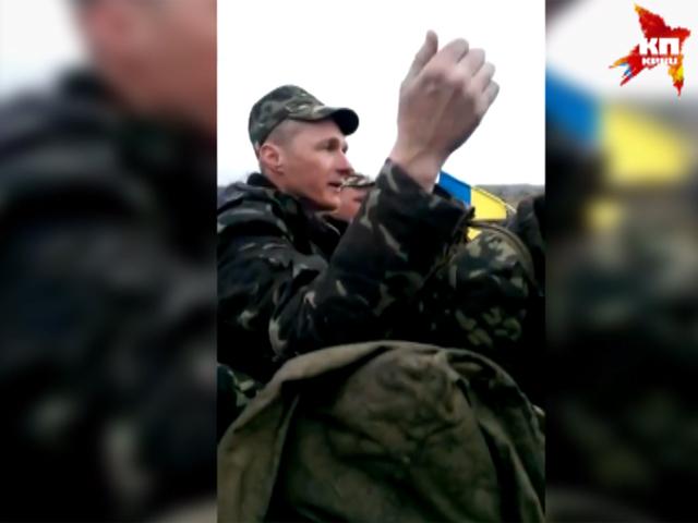 """Бунт в украинской армии: """"Всех не пересажают!"""""""