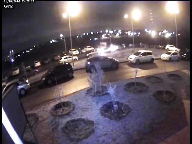 В Волгограде подожгли машину
