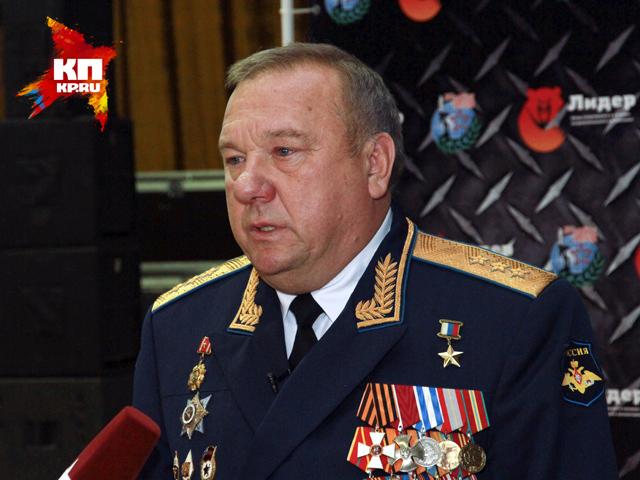 Владимир Шаманов на II турнире по армейскому рукопашному бою в Барнауле (25 октября 2014 год)