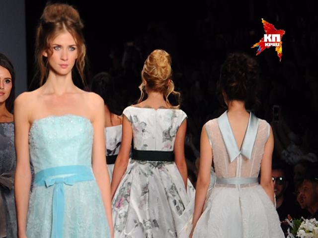 Неделя моды в Москве закрылась грандиозным показом Игоря Гуляева