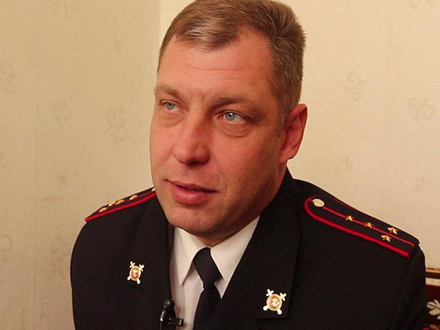 Лучший волгоградский участковый Алексей Орман