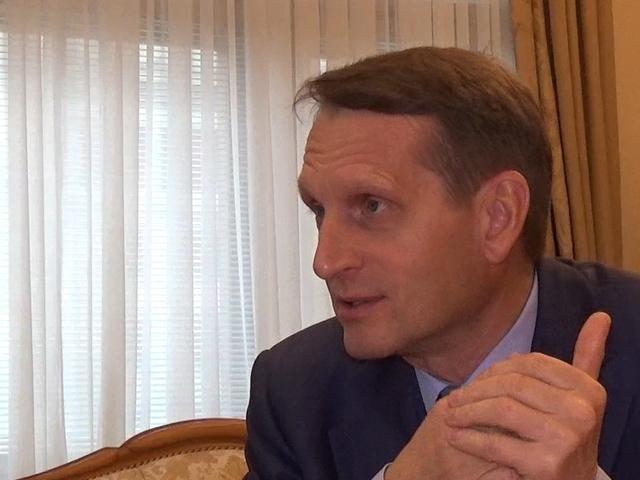 Сергей Нарышкин: Парламент стал взрослее
