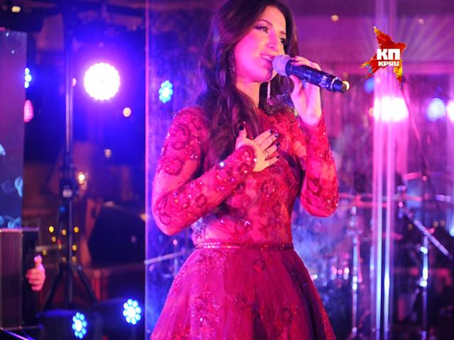 Певица Жасмин дебютировала на «Неделе моды в Москве. Сделано в России!»