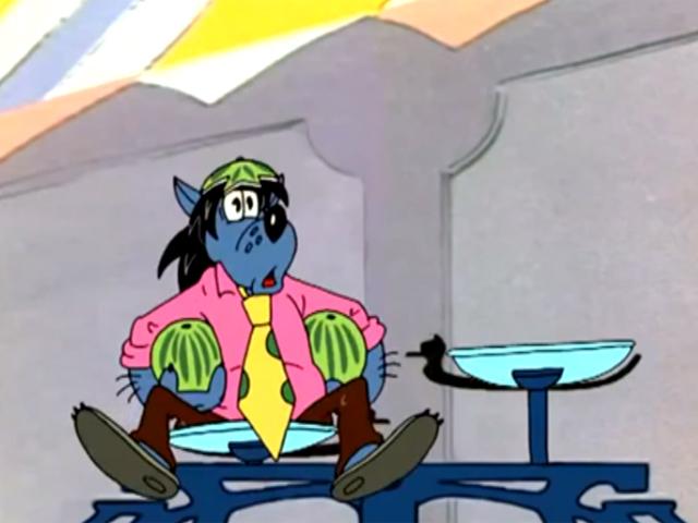 Вырезанные из «Ну, погоди!» сцены становятся популярнее самого мультфильма