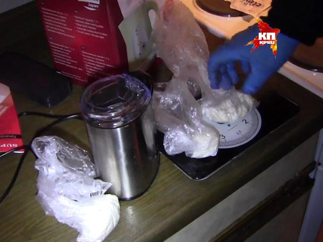 В Москве у двоих украинцев изъяли 16 кг концентрата «спайсов»