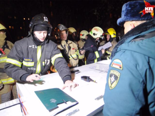 На западе Москвы в воскресенье вечером произошла серия взрывов газа