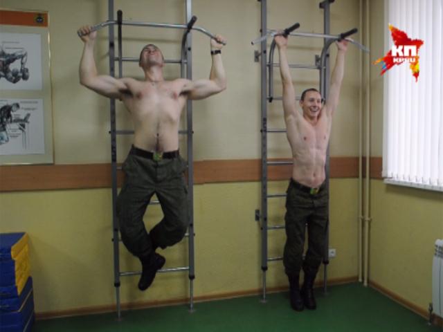 Солдаты научной роты Войск ВКО: Капицы в берцах