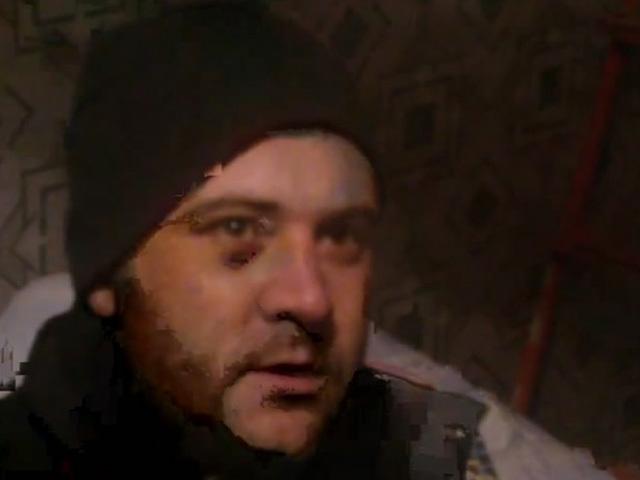 Задержание Эдуарда Ельшина в Воронеже