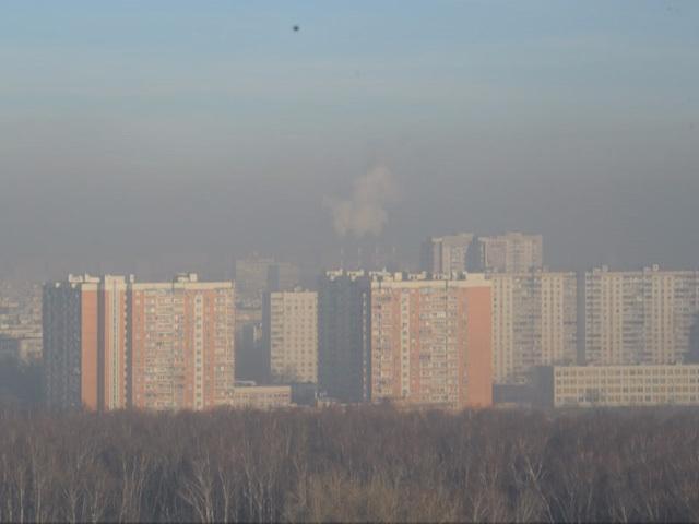 В Москве опять пахнет гарью