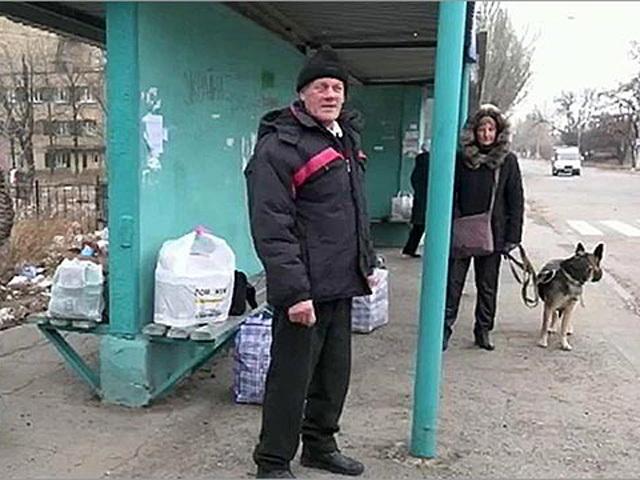 Украинские каратели в Донецке обстреляли  автобус с людьми и православную церковь