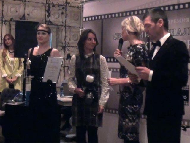 Журналист «Комсомолки» получила репортерский «Оскар»