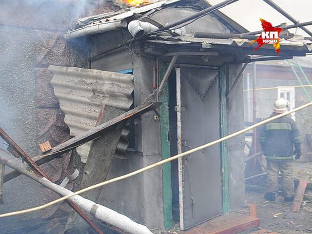 Украинские военные обстреляли Куйбышевский район Донецка