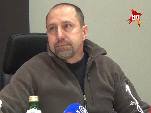 Александр Ходаковский, командир батальона «Восток»: Аэропорт для Украины принципиальная позиция, они ростят там своих героев - киборгов