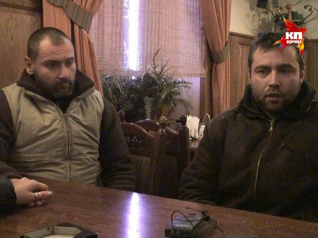 Освобожденный из украинского плена: Говорили, что убьют, и свалят на ополченцев