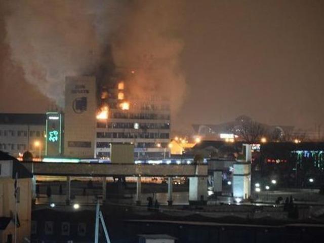 В центре Грозного уничтожено семеро боевиков