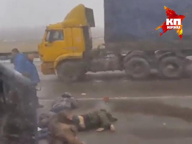Смертельная авария под Нижним Новгородом 4 декабря