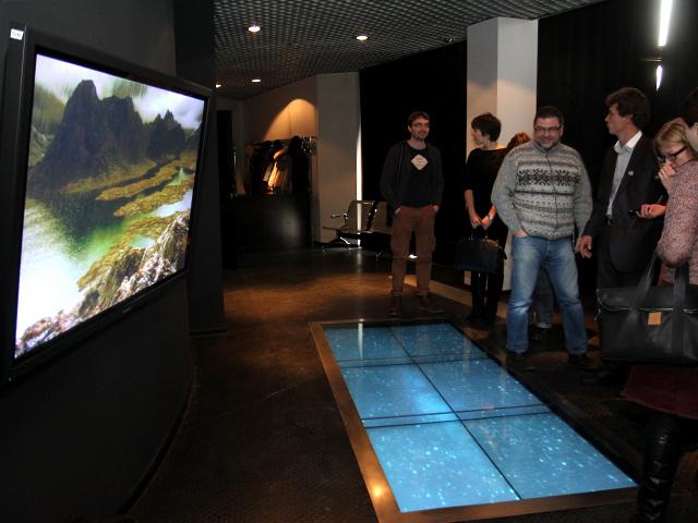 Первым посетителям иркутского планетария показали фильмы про Галактику