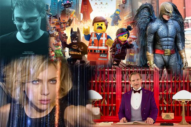 Топ лучших фильмов 2014 года