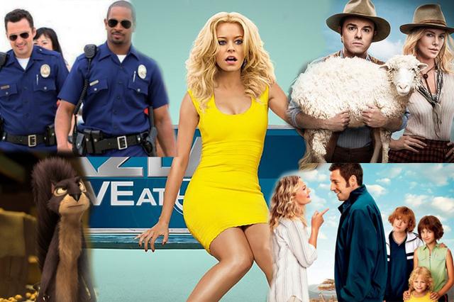 Топ худших фильмов 2014 года