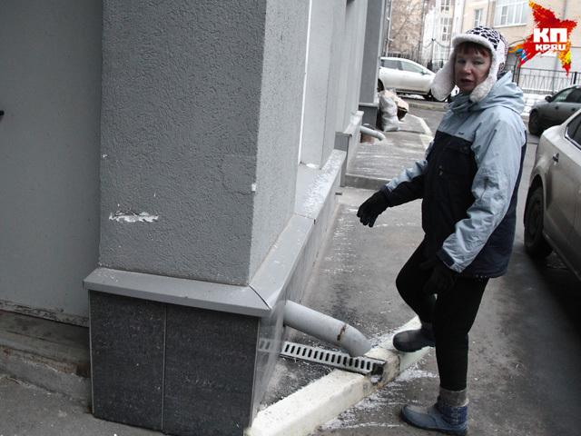 В центре Нижнего мужчина чуть не убил лопатой дворника