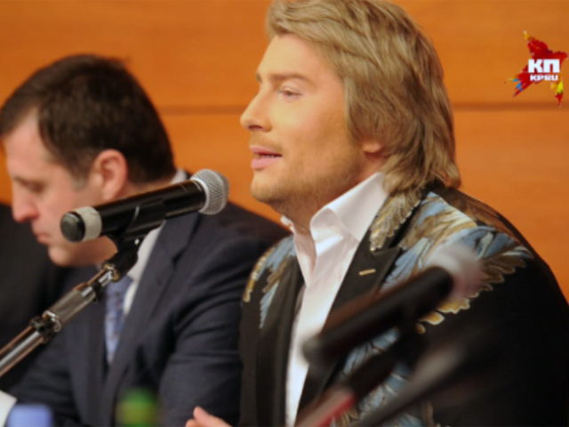 Николай Басков и Мария Максакова решили помочь музыкантам и актерам среди слабослышащих детей