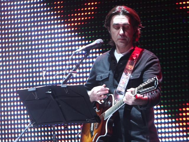 В Минске прошел концерт Вячеслава Бутусова, посвящённый 30-летию группы «Наутилус Помпилиус»